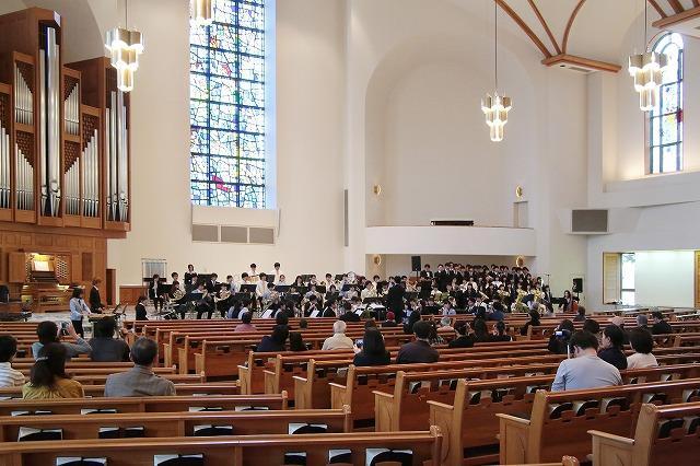 上質な演奏と合唱で130周年を祝った「東北学院フェスティバル」開催報告
